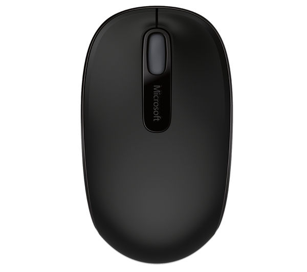Image of MICROSOFT Wireless Mobile Mouse 1850 - Black