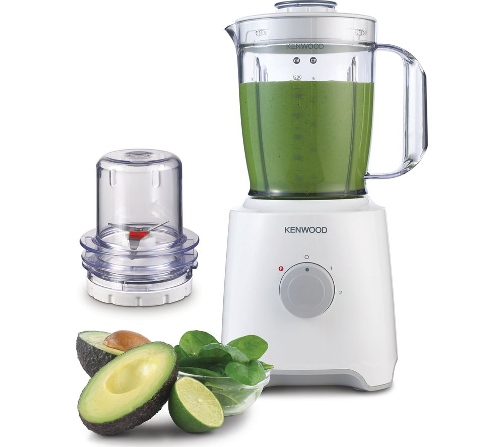 Currys Small Kitchen Appliances Buy Kenwood Blp302wh Blender White Free Delivery Currys