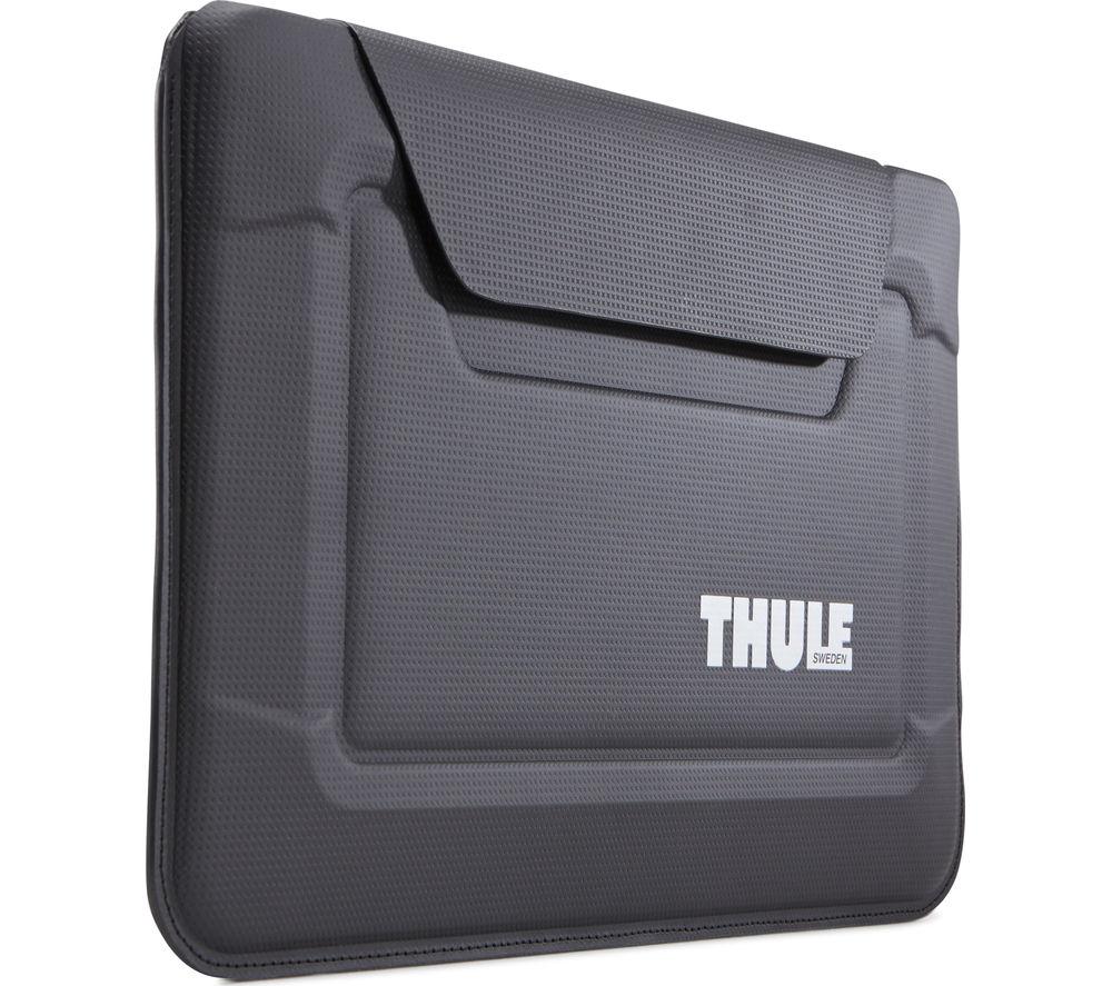 """THULE Gauntlet 3.0 11"""" MacBook Sleeve - Black"""