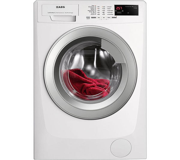 AEG L69670VFL Washing Machine - White