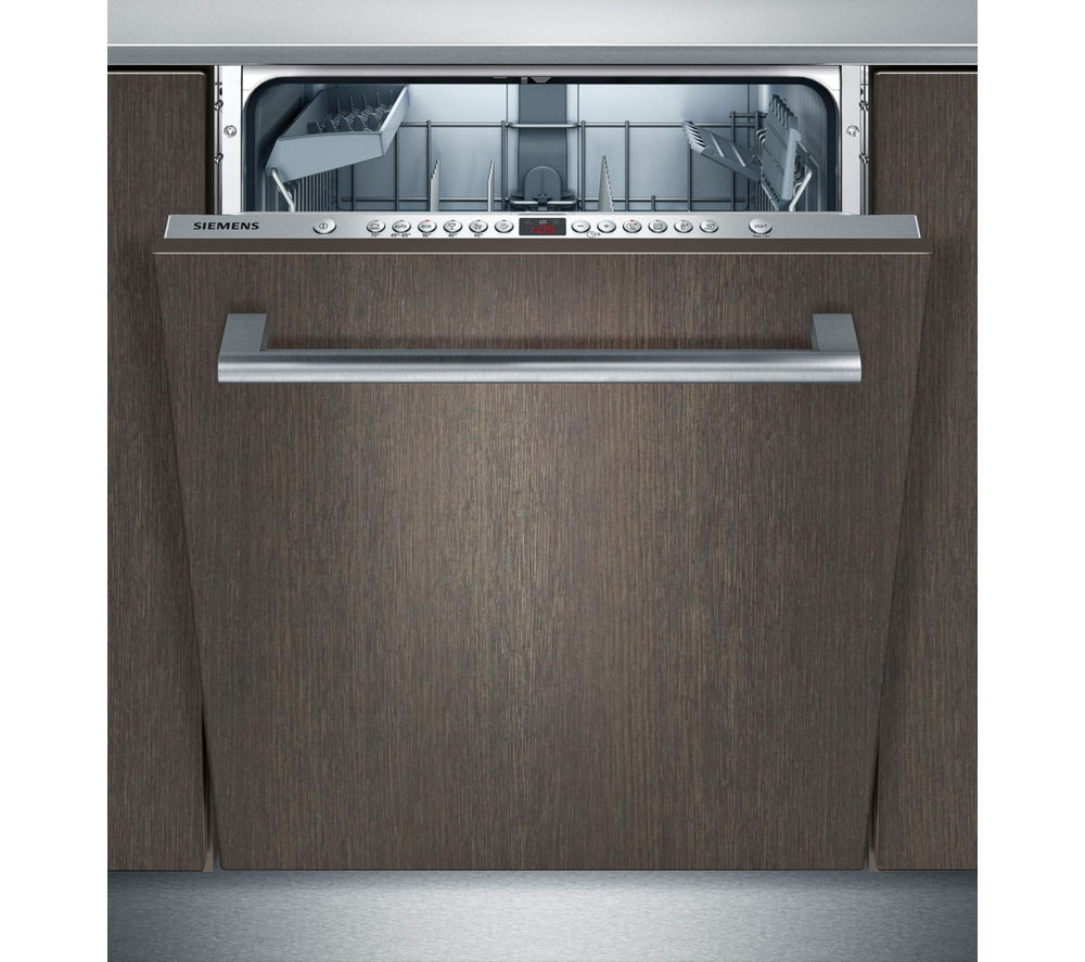 Image of Siemens SN66M031GB Full-size Integrated Dishwasher