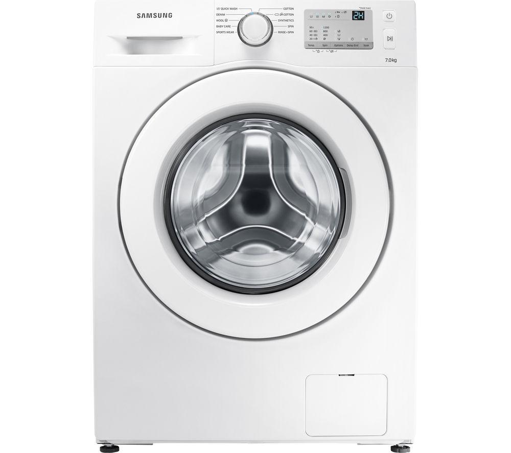 Samsung Washing Machine - White