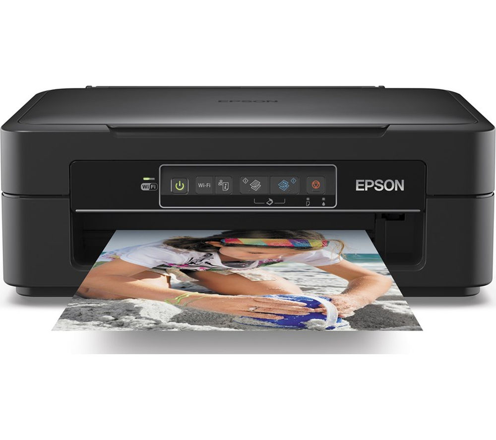 Image of Epson Expression Home XP-235 All-in-One Wireless Inkjet Printer