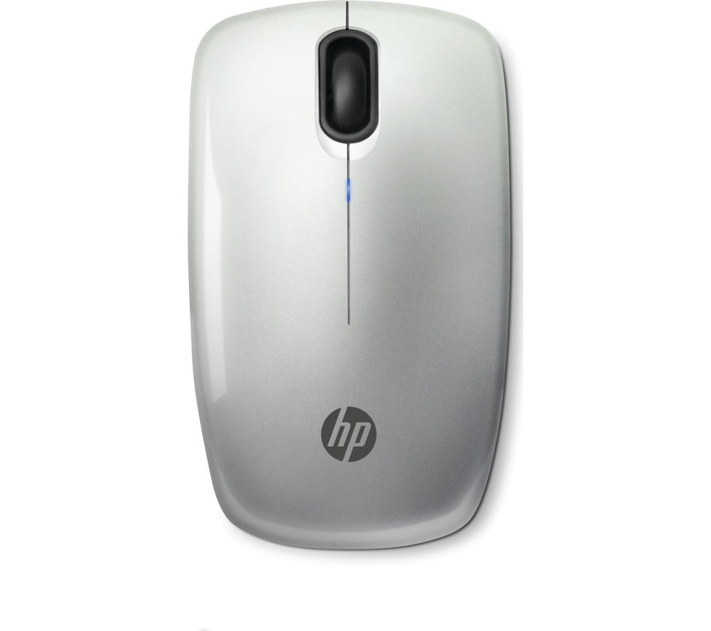 Image of HP Z3200 Wireless Optical Mouse - Silver