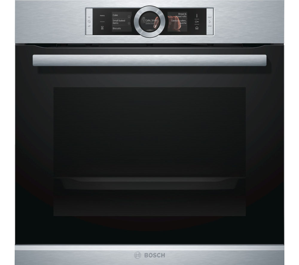 BOSCH HRG6769S2B Electric Oven - Stainless Steel