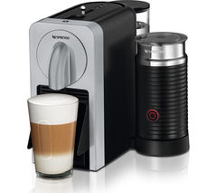 NESPRESSO By Magimix Prodigio 11376 Smart Coffee Machine - Silver