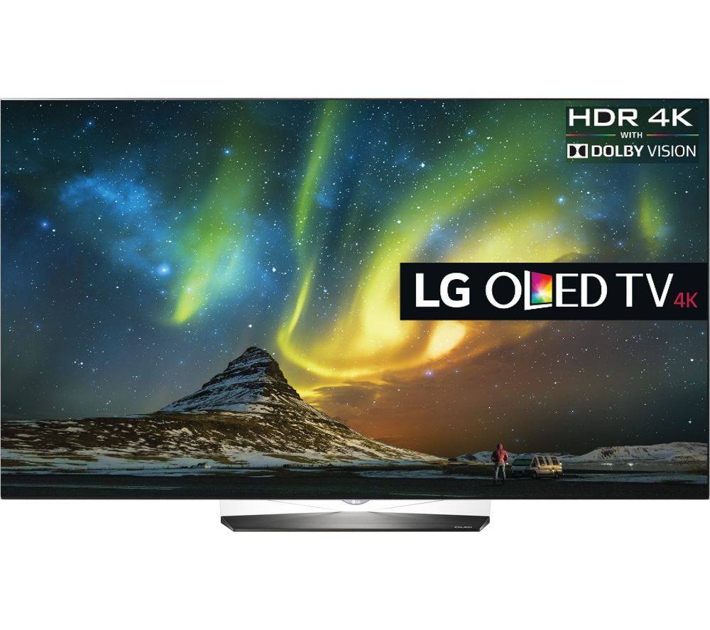 "55"" LG OLED55B6V Smart 4K Ultra HD HDR  OLED TV"