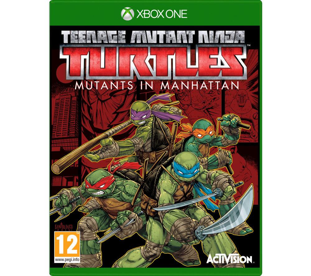 XBOX ONE Teenage Mutant Ninja Turtles: Mutants in Manhattan