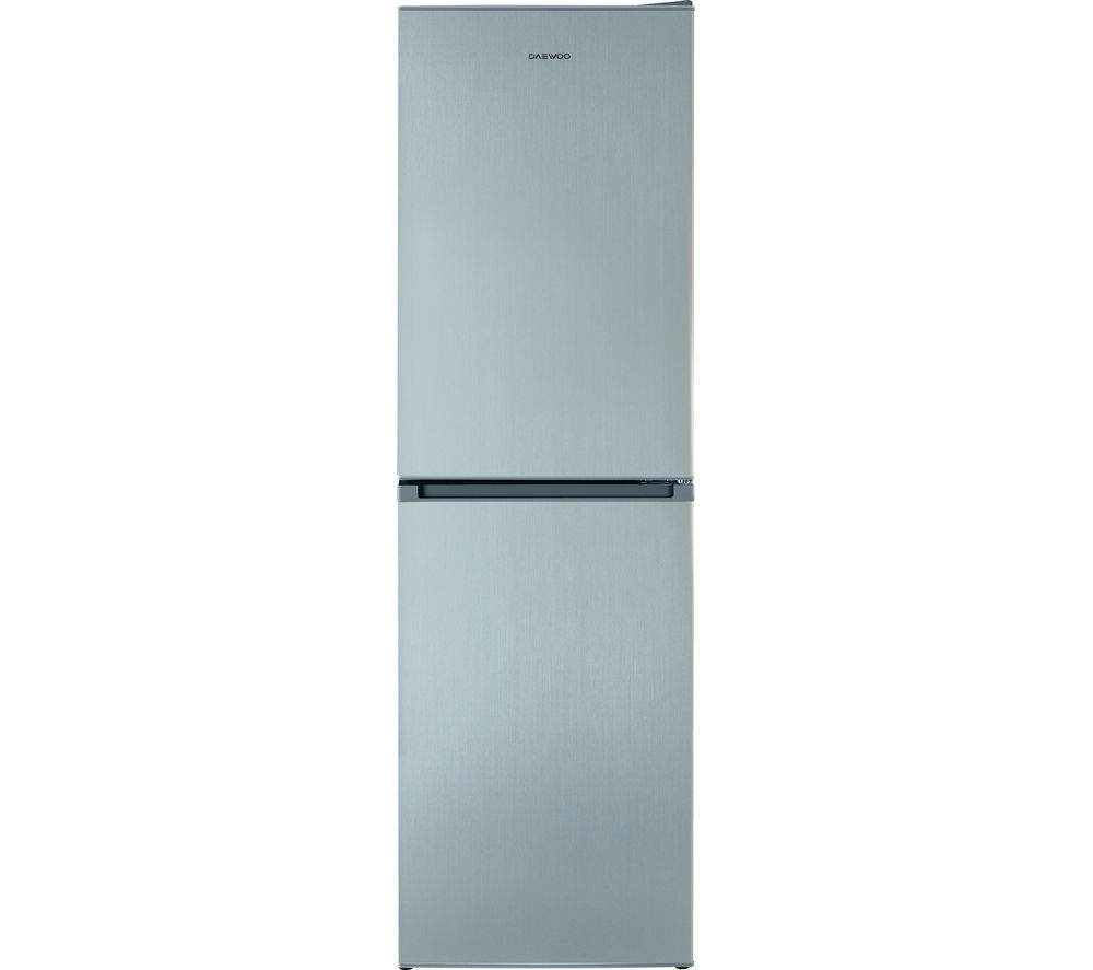 indesit ld70 s1 w vs daewoo dff470ss fridge freezer comparison icomparedit. Black Bedroom Furniture Sets. Home Design Ideas