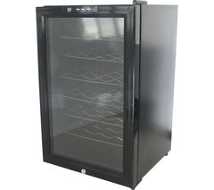 ROYAL SOVEREIGN RWC-28SM Wine Cooler - Black