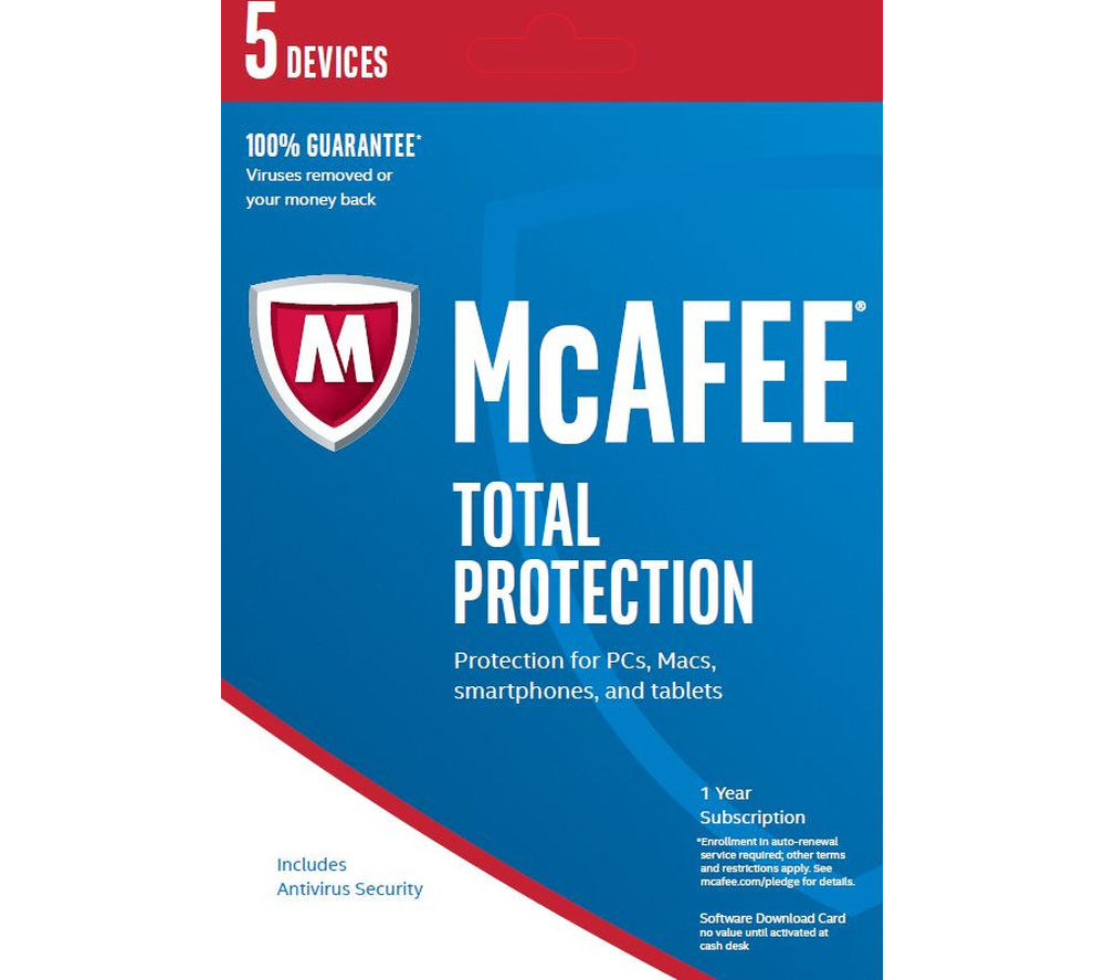 Mcafee total protection 2017 easy install