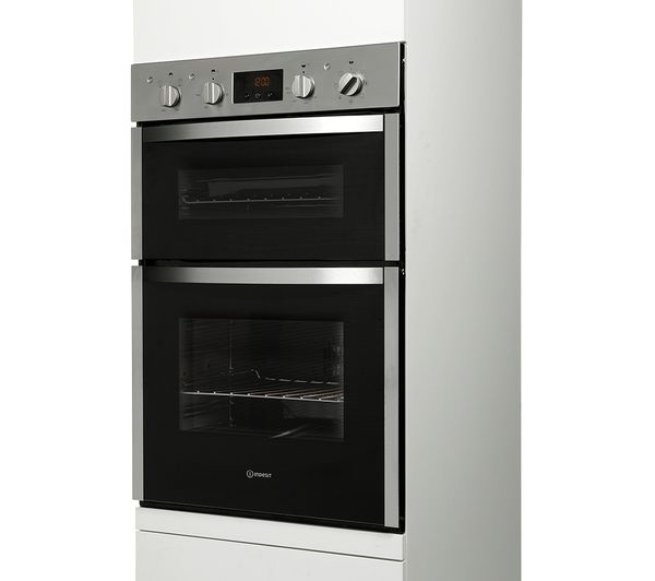 Oven Liners For Electric Ovens ~ Buy indesit aria ddd cix electric double oven