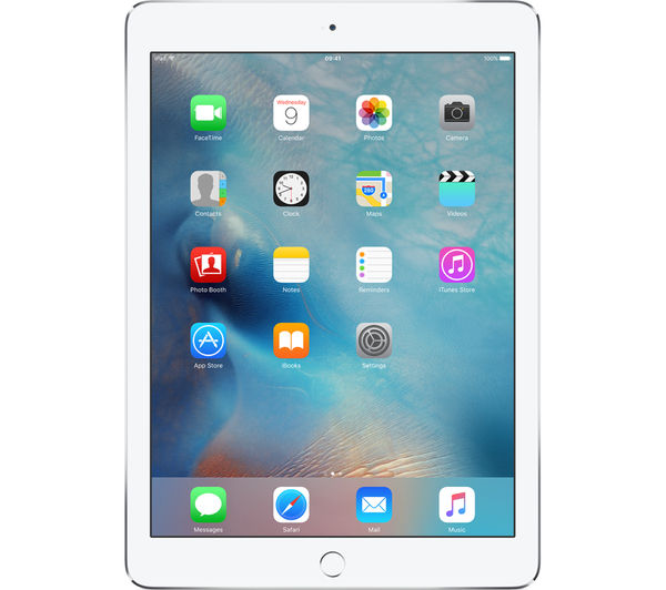 apple ipad air 2 32gb silver new sealed ebay. Black Bedroom Furniture Sets. Home Design Ideas