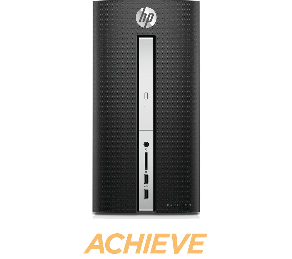 HP Pavilion 510-p199na Desktop with AMD Quad Core A10-9700 / 8GB / 2TB / Win 10