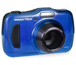 PRAKTICA Luxmedia WP240-BL Compact Camera - Blue