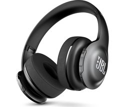 JBL Everest 300BT Wireless Bluetooth Headphones - Black