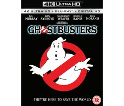 UNIVERSAL Ghostbusters UHD (1984)