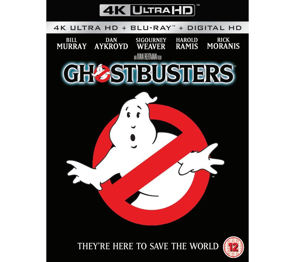 UNIVERSAL Ghostbusters UHD (1984)