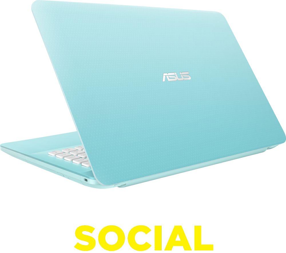 ASUS VivoBook Max X441 14 Laptop  Blue Blue