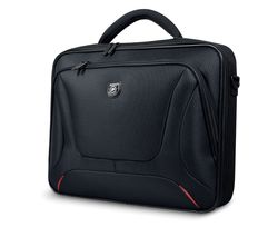 """PORT DESIGNS Courchevel 17.3"""" Laptop Case - Black"""