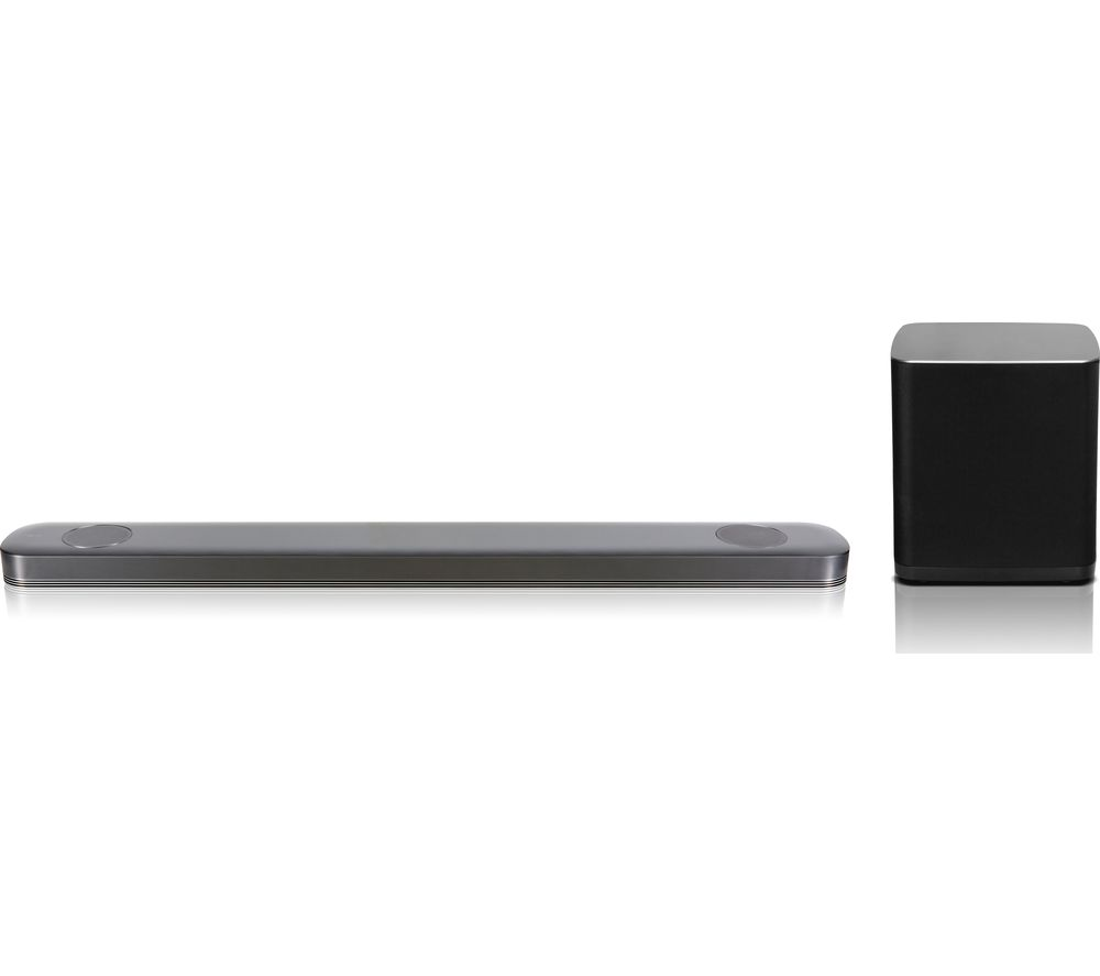 LG SJ9 5.1 Wireless Sound Bar  with Dolby Atmos