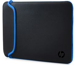 "HP Chroma 14"" Laptop Sleeve - Black & Blue"