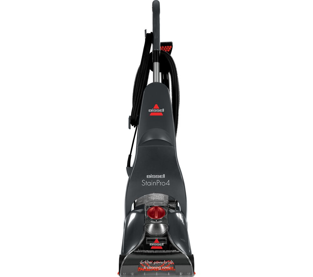 Image of BISSELL StainPro 4 Upright Carpet Cleaner - Titanium, Titanium