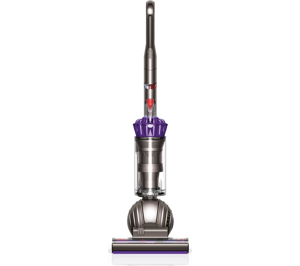 DYSON  DC40 Animal Upright Bagless Vacuum Cleaner  Silver & Purple Silver