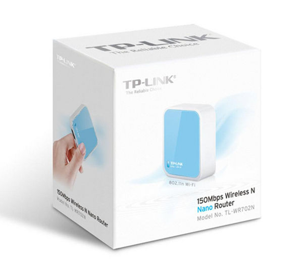 Buy Tp Link Tl Wr702n Wireless Cable Router N150 Free