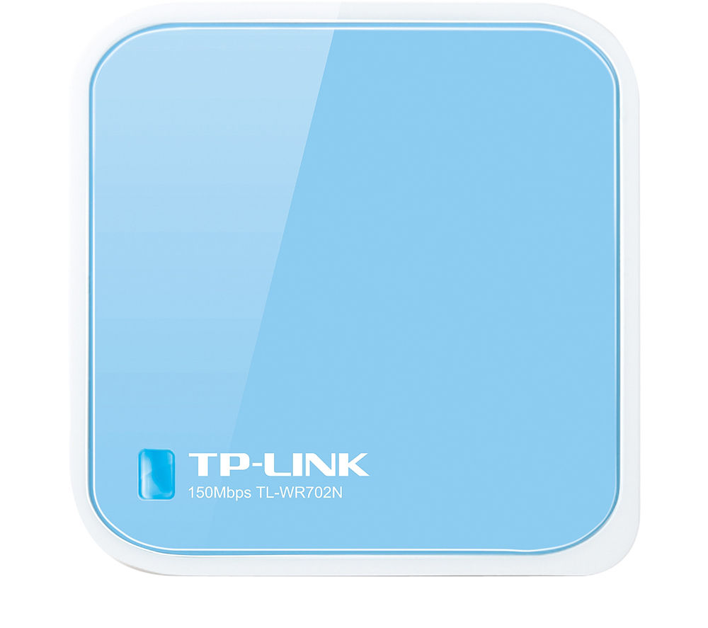 TP-LINK TL-WR702N N150 Wireless Cable Router