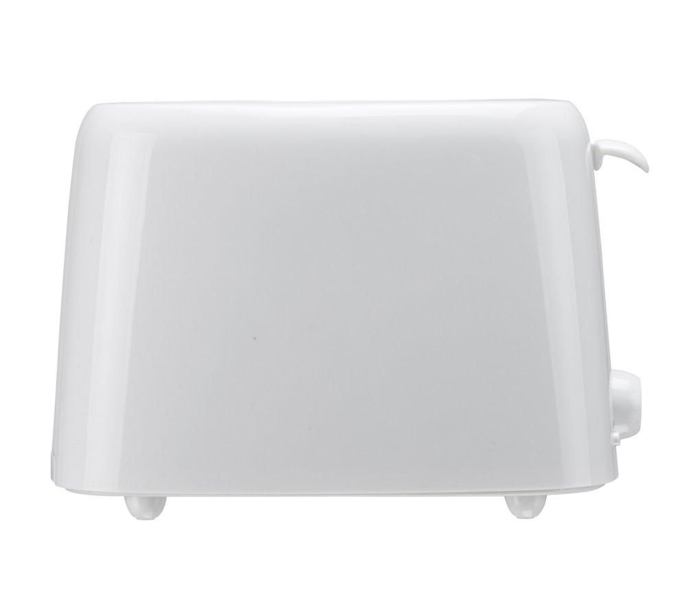 ESSENTIALS  C02TW13 2Slice Toaster  White White