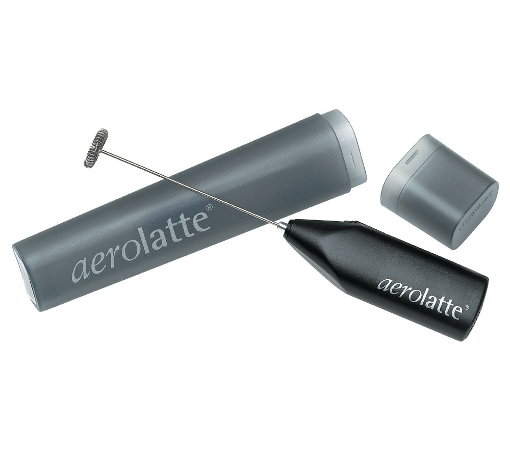 AEROLATTE  56ALTGBK Aerolatte to Go Electric Milk Frother  Black Black