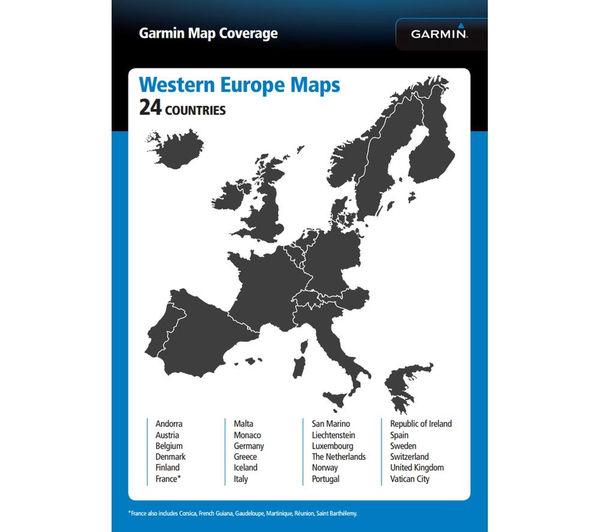 Netherlands Map For Garmin - Garmin maps for united kingdom