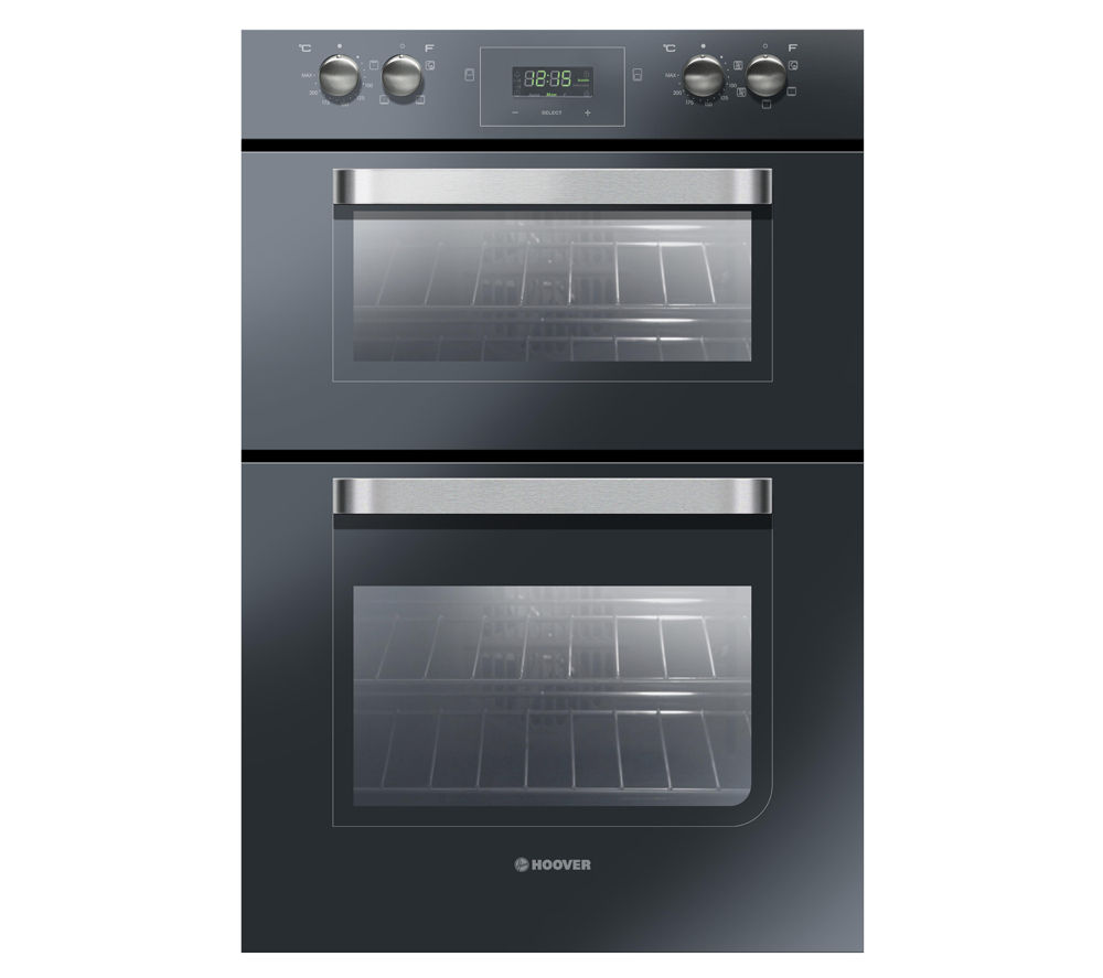 Double Ovens Electric ~ Buy hoover hdo nx electric double oven black free
