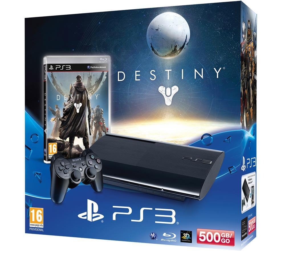 Sony PlayStation 3 with Destiny