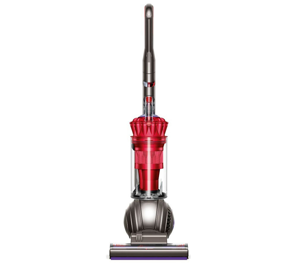 DYSON DC55 Total Clean Upright Bagless Vacuum Cleaner - Red