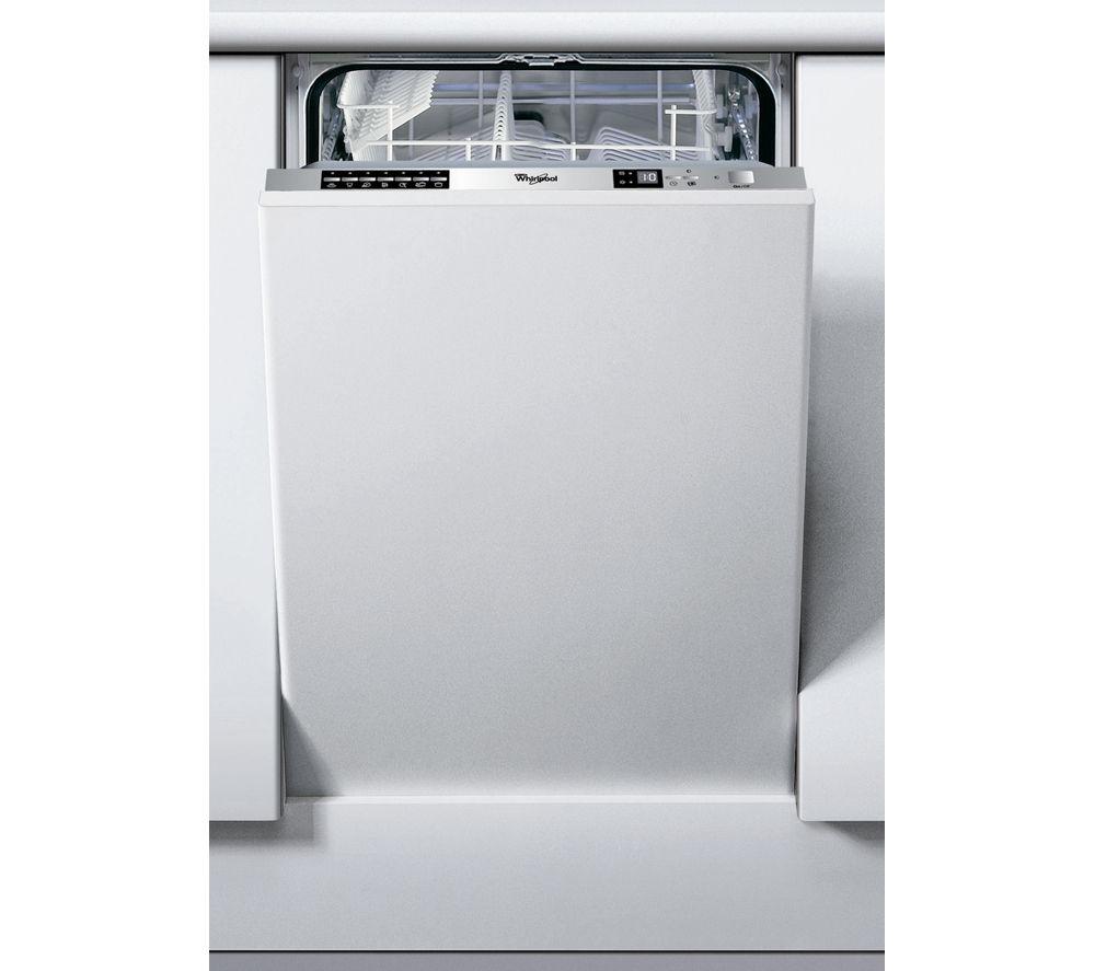 Buy Whirlpool Adg 175 1 Slimline Integrated Dishwasher