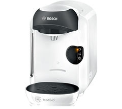 BOSCH Tassimo Vivy TAS1254GB Hot Drinks Machine - White