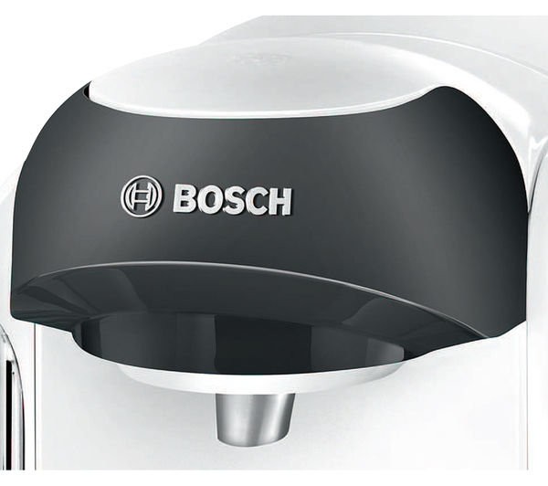 Buy TASSIMO by Bosch Vivy TAS1254GB Hot Drinks Machine - White + Costa Cappuccino T Discs - Pack ...