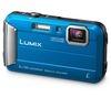 PANASONIC Lumix DMC-FT30EB-A Tough Compact Camera - Blue