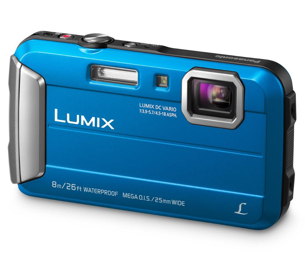 Buy Panasonic Lumix Dmc Ft30eb A Tough Compact Camera