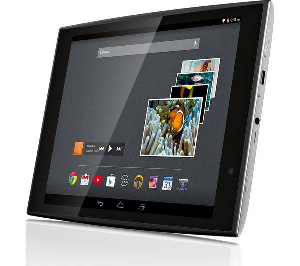 gigaset qv830 8 tablet 8 gb silver deals pc world. Black Bedroom Furniture Sets. Home Design Ideas