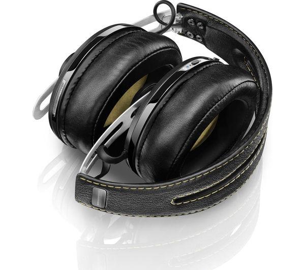 Image of SENNHEISER Momentum 2.0 A/E Wireless Bluetooth Headphones - Black
