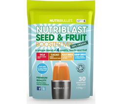 NUTRIBULLET Seed & Fruit Booster Mix