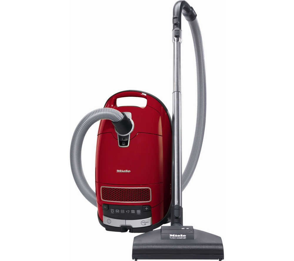 MIELE  Complete C3 Cat & Dog PowerLine Cylinder Vacuum Cleaner  Red Red
