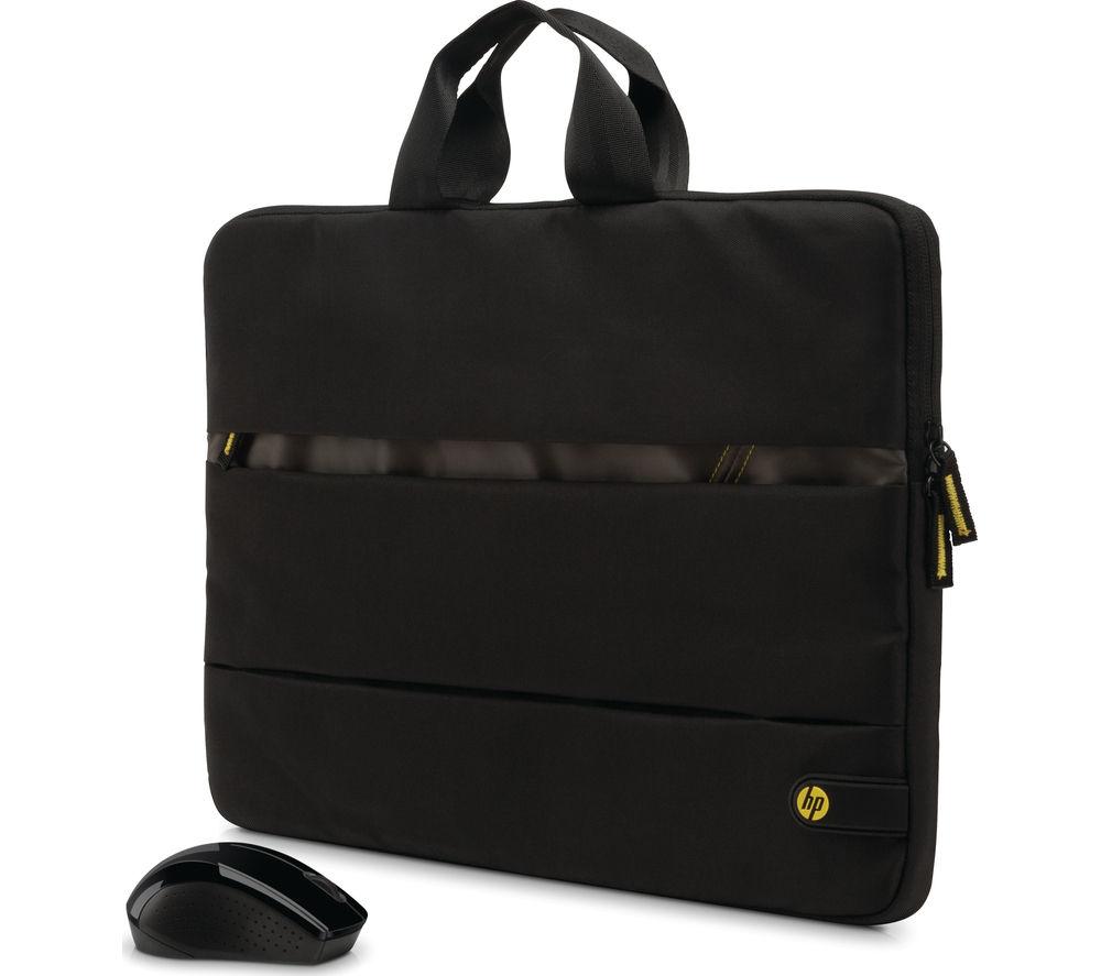 """HP 15.6"""" Wireless Essentials Kit - Black"""