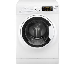 HOTPOINT Ultima S-line RPD9467J Washing Machine - White