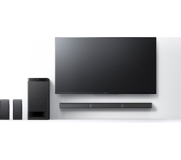 Buy Sony Ht Rt3 5 1 Sound Bar Free Delivery Currys