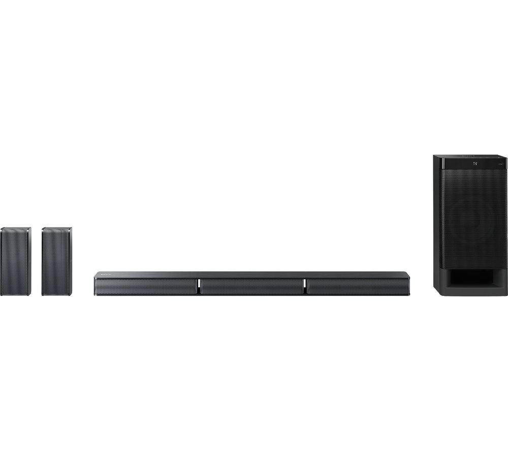 buy sony ht rt3 5 1 sound bar free delivery currys. Black Bedroom Furniture Sets. Home Design Ideas