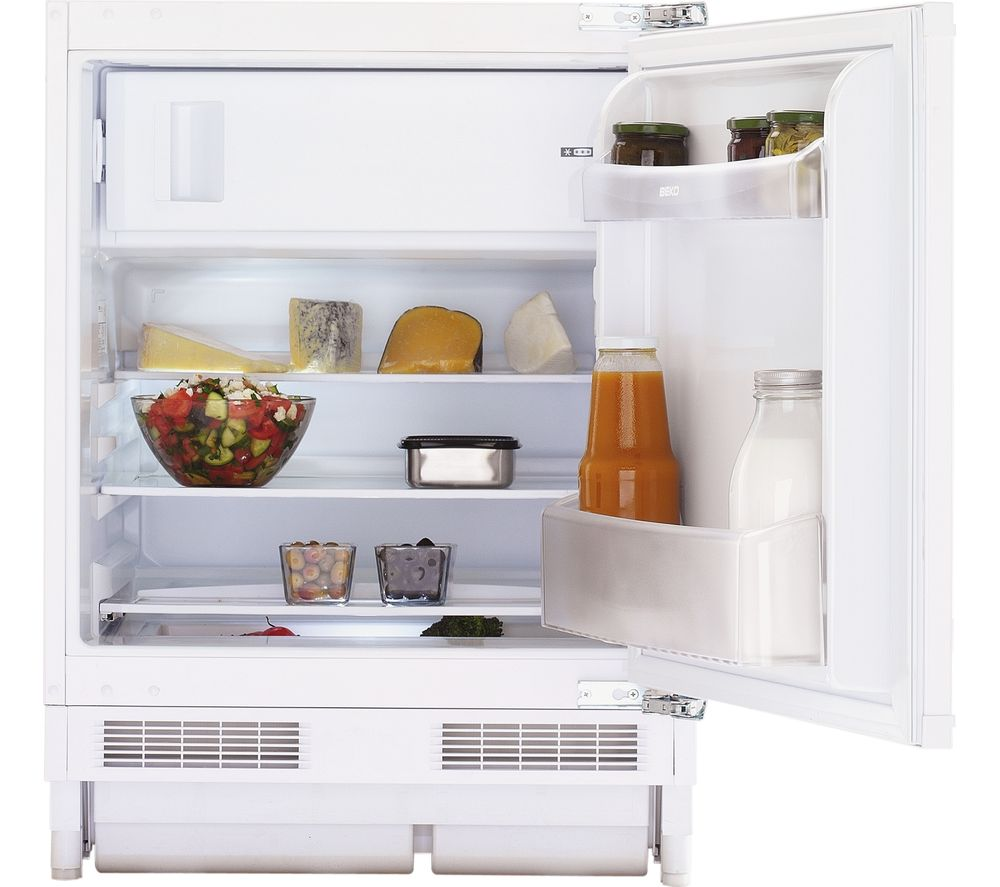 Beko Kitchen Appliances Buy Beko Br11 Integrated Undercounter Fridge Free Delivery Currys